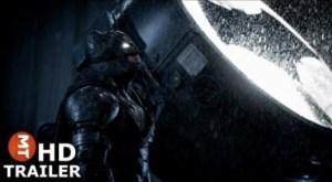 Video: The Batman (2018) Movie Teaser Trailer Ben Affleck